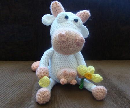 Влюбленная корова